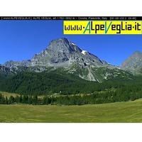 Alpe Veglia resort in Upper Ossola Valley, Piedmont region, Italy, Monte Leone photo