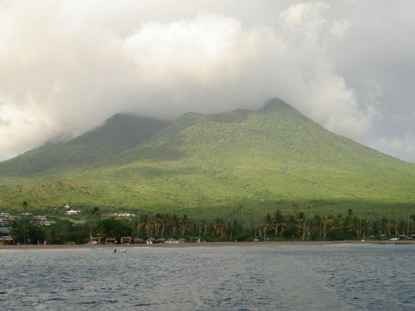 Nevis Peak weather