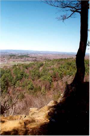 West Suffield Mountain