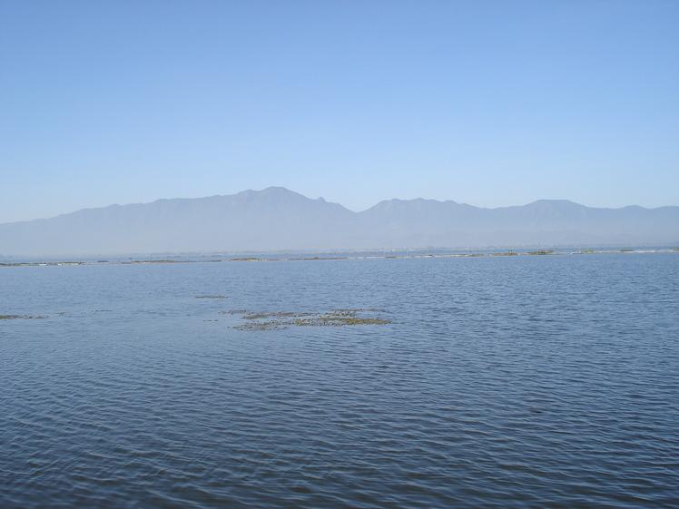 Doi Luang, Phi Pan Nam Range