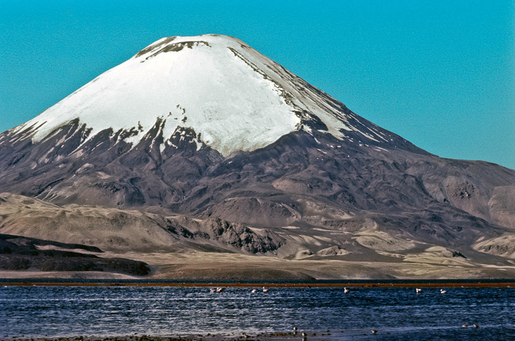 Parinacota weather