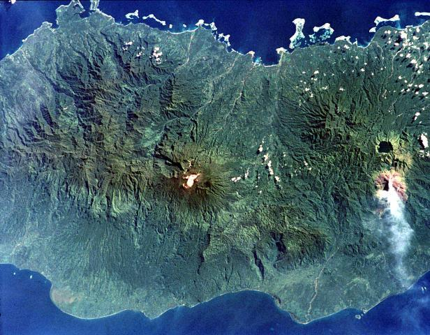 Tore (volcano) weather