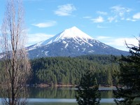 Mount McLoughlin photo