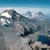 South Sister Volcano
