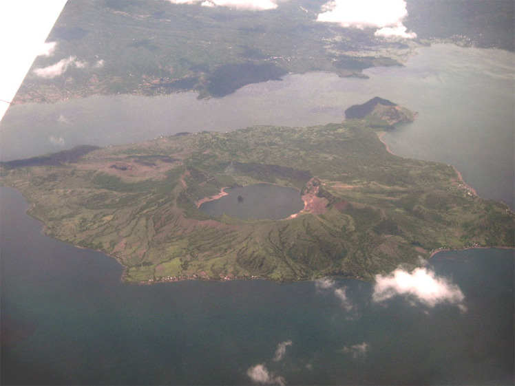 Taal Volcano weather