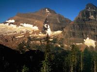 Kintla Peak photo