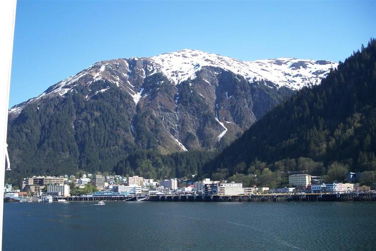 Mount Juneau weather