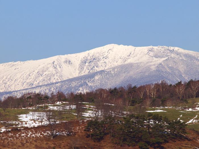 Mount Hayachine weather