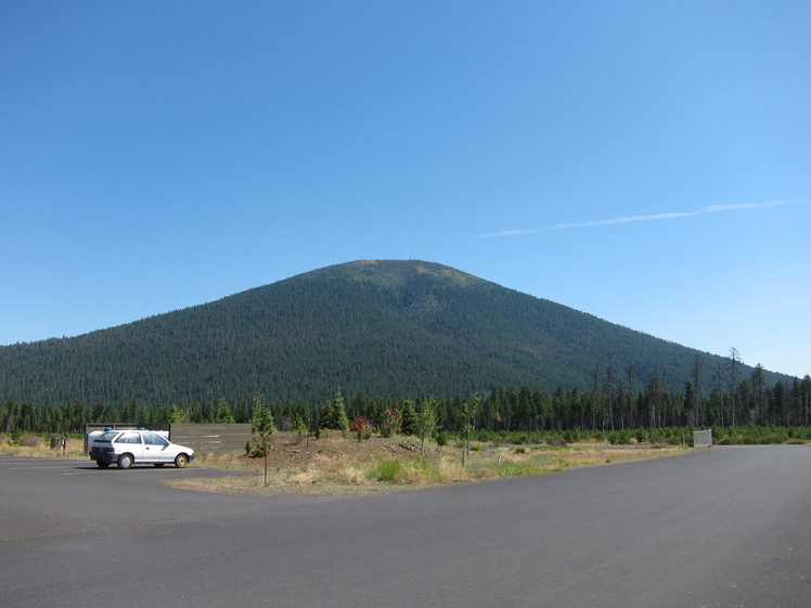 Black Butte (Oregon) weather