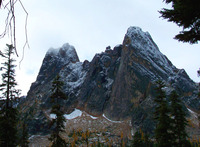 Liberty Bell Mountain photo
