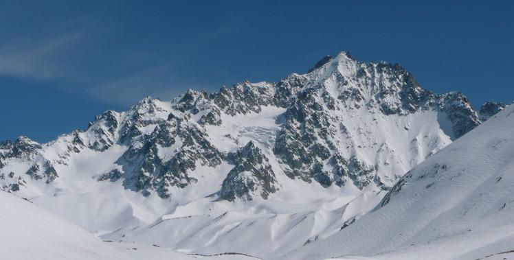 Montagne des Agneaux weather