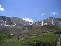Grays Peak photo