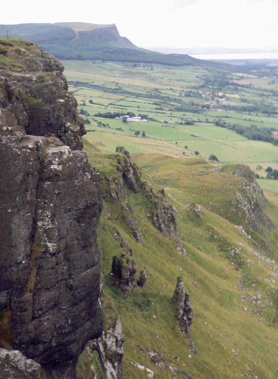 Binevenagh weather