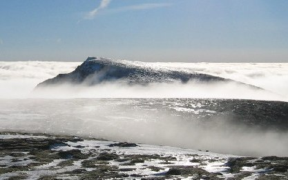 Aonach Beag weather