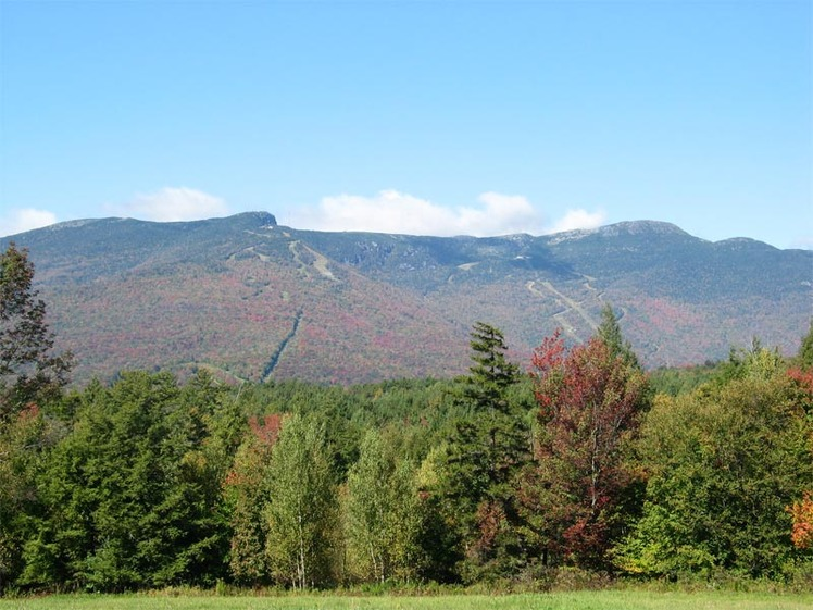 Mount Mansfield weather