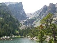 Hallett Peak photo