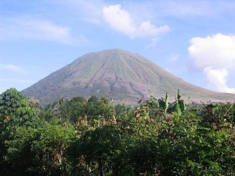 Mount Lokon weather