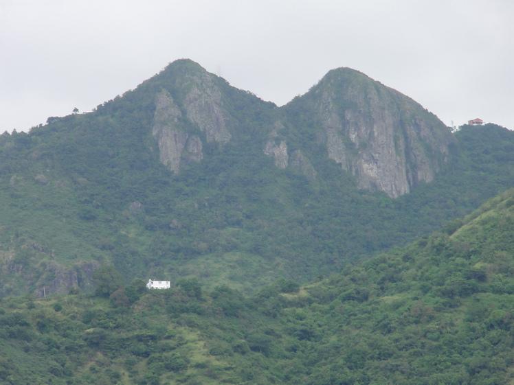 Cerro Las Tetas weather