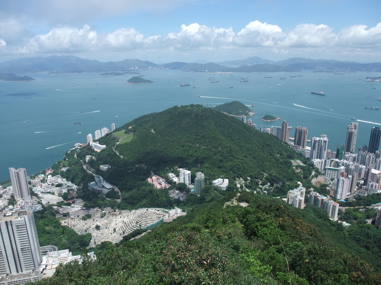 Mount Davis, Hong Kong weather