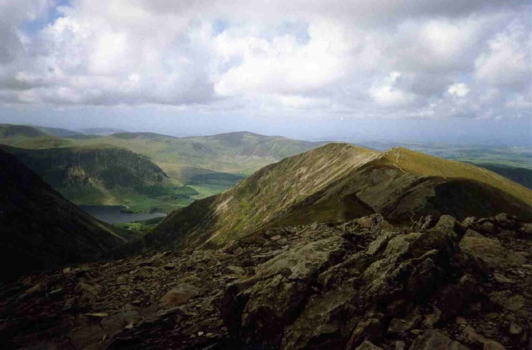 Whiteside (Lake District) weather