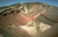 Mount Tarawera photo