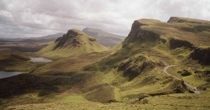 Quiraing weather