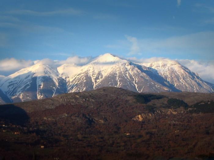 Monte Velino weather