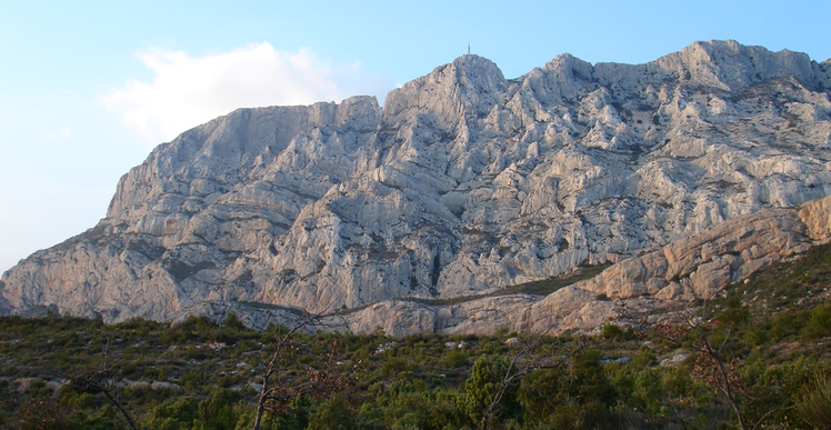 Montagne Sainte Victoire weather