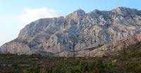 Montagne Sainte Victoire photo