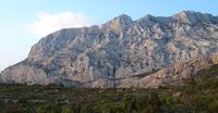 Montagne Sainte Victoire photo
