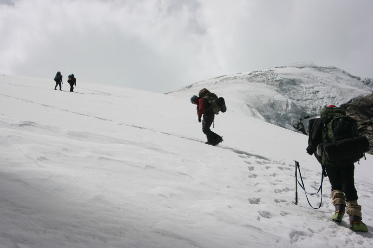 Nevado Copa weather