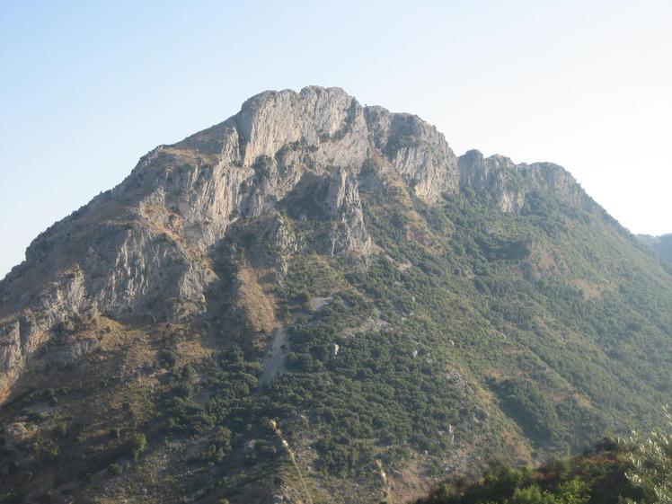 Monte Consolino weather