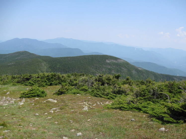 Mount Blue (New Hampshire) weather