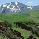 Francs Peak