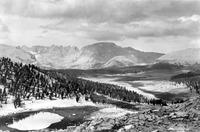 Mount Le Conte (California) photo
