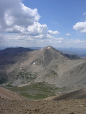 Mount Democrat photo