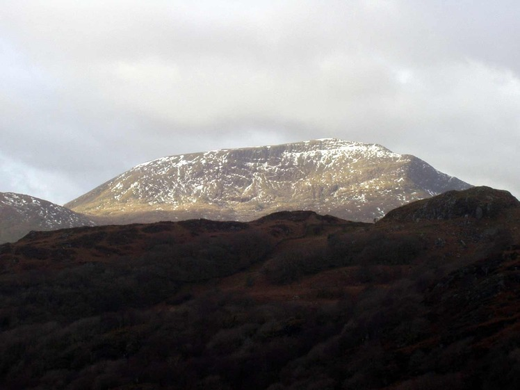 Moel Hebog weather
