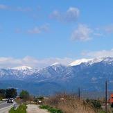 Panaitoliko (mountain range)