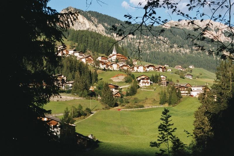 Kreuzspitze (South Tyr...