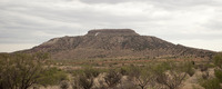 Tucumcari Mountain photo