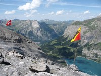 First (Kandersteg) photo