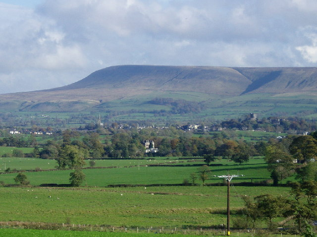 Pendle Hill weather