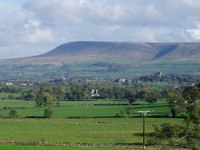 Pendle Hill photo