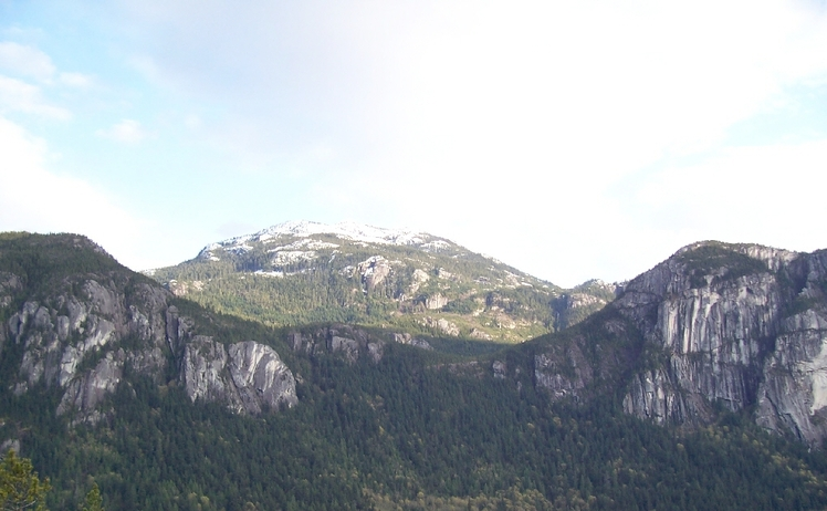 Stawamus Squaw weather
