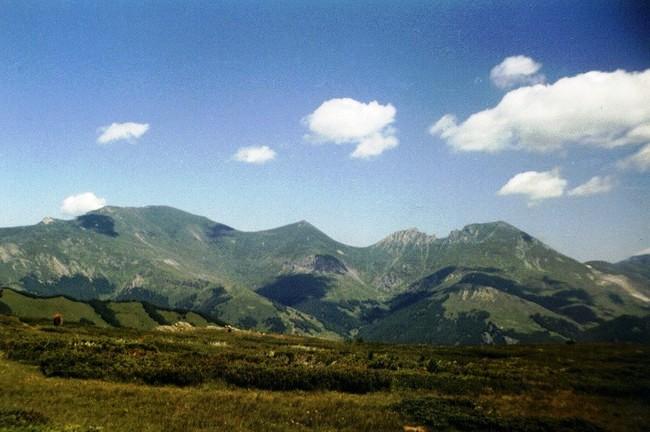 Šar Mountains