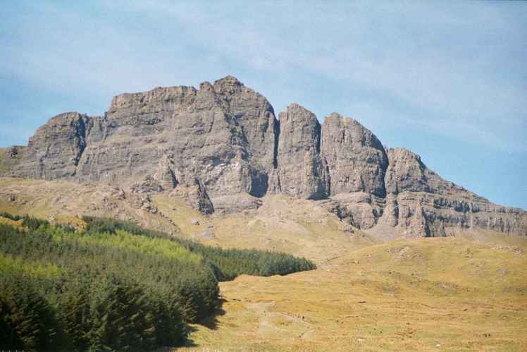 The Storr weather