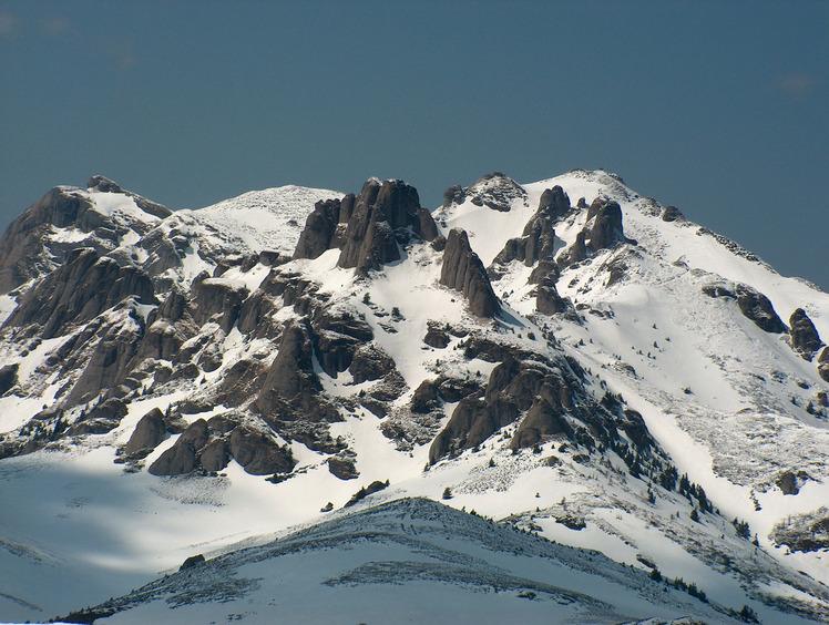 Ciucaş Peak weather