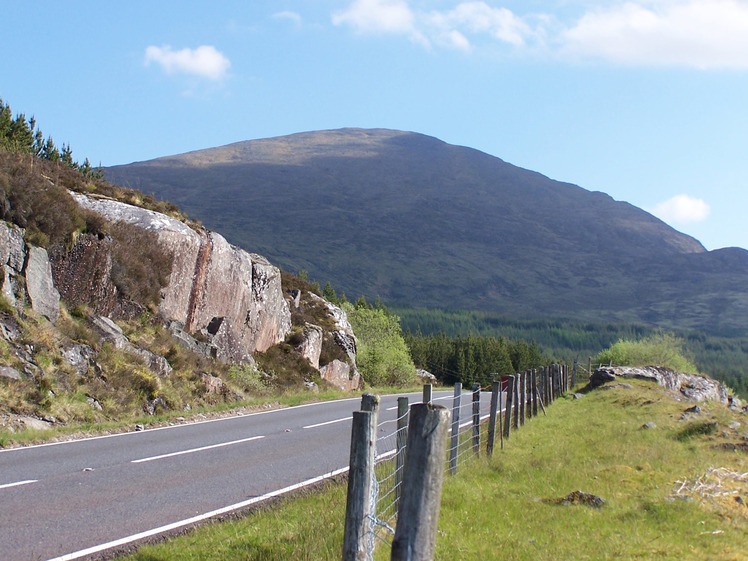 Beinn a' Chaorainn (Glen Spean) weather