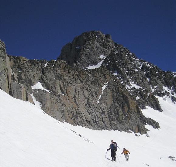 Mount Sill Mountain Information