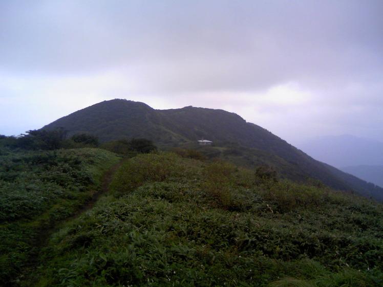 Mount Nagi weather